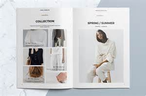 Fashion Layout Templates by 10 Elaborate Fashion Lookbook Templates To Amaze Your