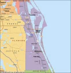 Map Of Brevard County Florida by Our Territory Central Florida Chapter Neca
