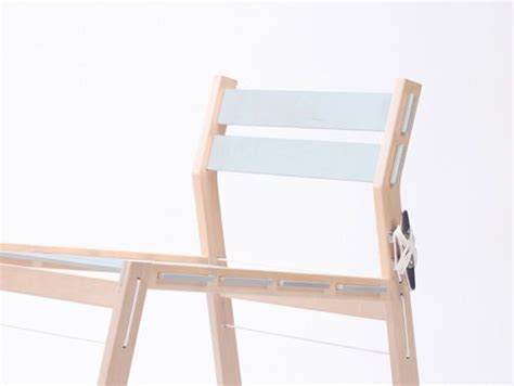 elegant self assembly io chair designed for introspection cleat chair by tom chung beautiful self assembly