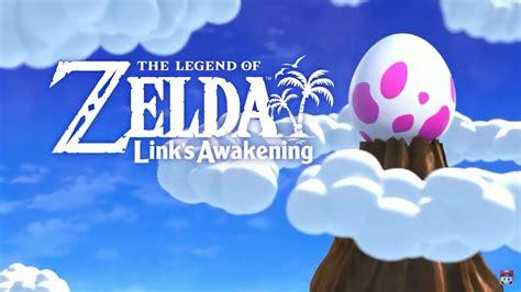 legend  zelda links awakening arrives