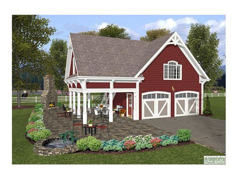 carriage house garage apartment plans carriage house plans 1 bedroom garage apartment 007g