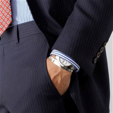 The Rules of Men's Jewelry   WSJ