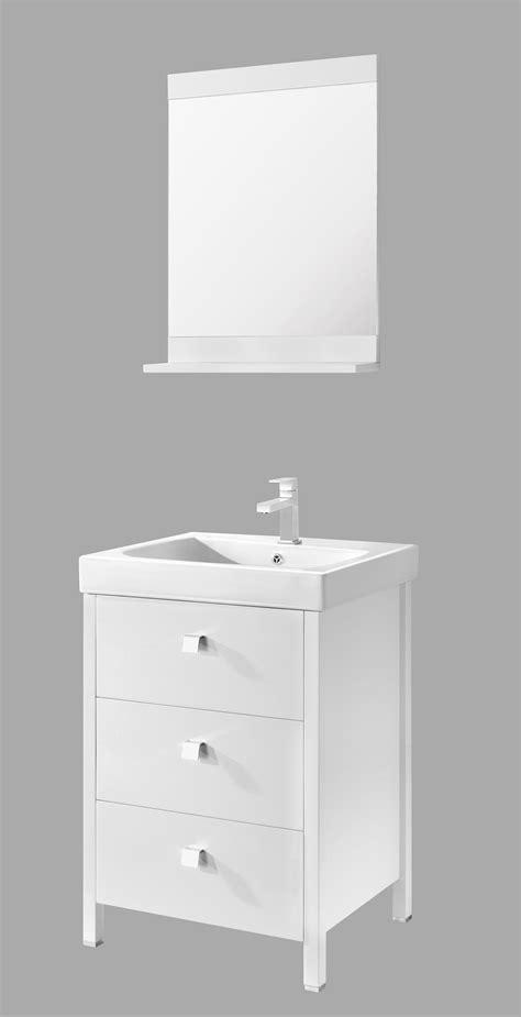 20 inch white bathroom vanity emerald 24 inch white vanity ak trading home options