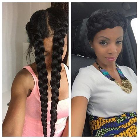 how to do a halo braid with weave flashback to the halo braid this style was acheived by