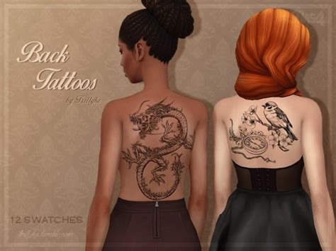 sims 4 tattoos sims 4 tattoos downloads 187 sims 4 updates