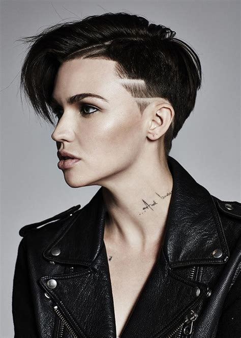 ruby rose hair pinterest oitnb s ruby rose to appear at brighton pride ruby rose