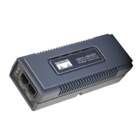 Cisco Aironet Power Injector Air Pwrinj4 cisco air pwrinj4 cisco aironet power injector myriad supply