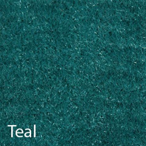 Teal Carpet 20oz Elite Plush Marine Boat Carpet