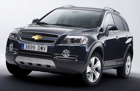4282 Injection Suply Chevrolet Captiva chevrolet captiva history of model photo gallery and list of modifications