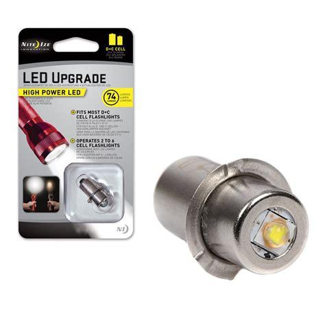 upgrade maglite niteize led upgrade bulb version maglite d c