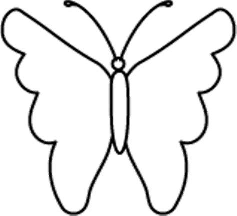 butterfly pattern black and white clipart mi colecci 243 n de dibujos mariposas para colorear