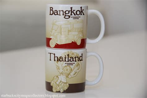 Starbucks Tumbler Bangkok City Thailand New Edition starbucks city mugs thailand and bangkok