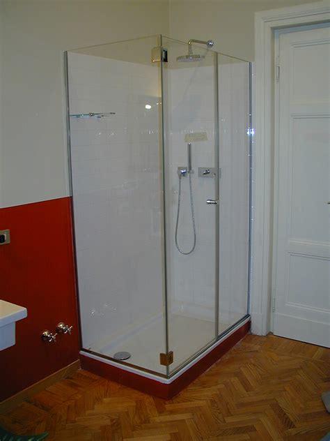 doccia su misura box doccia su misura a covea vetri
