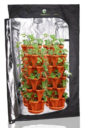 36 Mr Stacky Individual Stacking Vertical Gardening Stacking Planters Container Gardening
