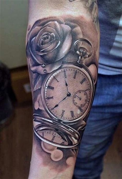 time piece tattoo time tattoos tattoos time