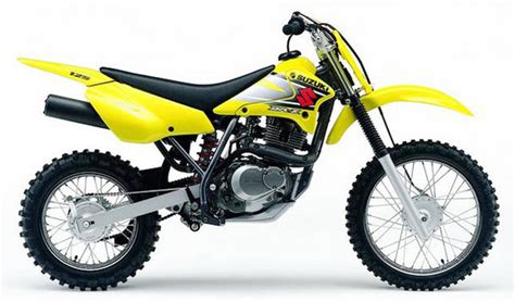 Suzuki 125 Dirt Bike Top Speed 2008 Suzuki Dr Z125 Motorcycle Review Top Speed