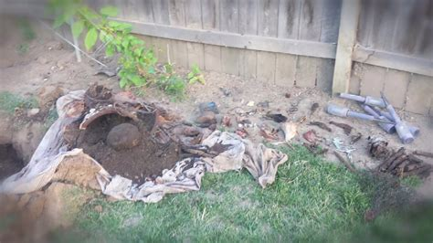 Backyard Skulls by Discovers Ancient Human Skull In Backyard Aol