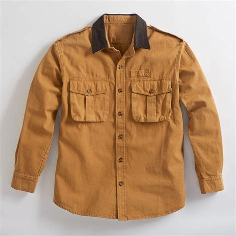 rugged shirt national geographic explorer s rugged canvas shirt trailspace