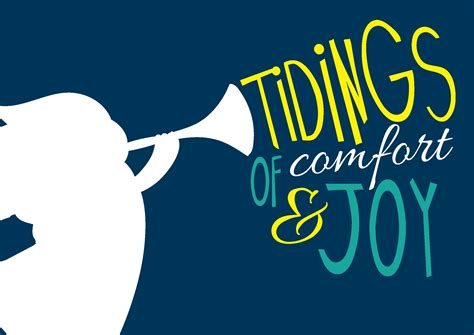Tiding Of Comfort And by Tidings Of Comfort Crestview Bible Church