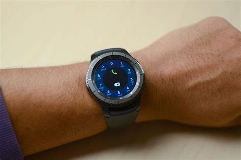 Samsung S3 Gear samsung gear s3 review a great for android owners