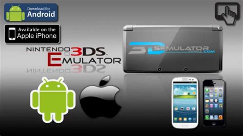 3ds emulator mobile official 3ds emulator android and ios mobile app how
