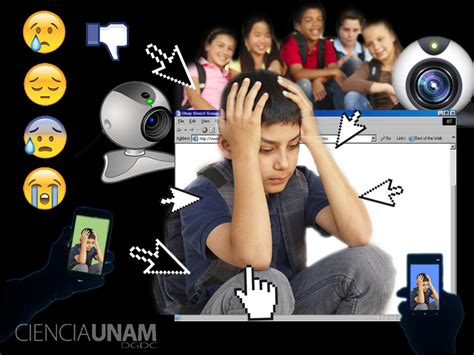 imagenes de bullying en redes sociales ciberbullying