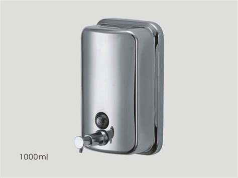 stainless steel bathroom soap dispenser new stainless steel soap dispenser by bathroom accessories manufacturer china sanliv