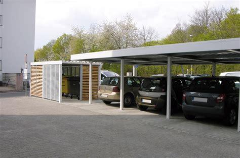 carport weiss carport reihenanlagen myport