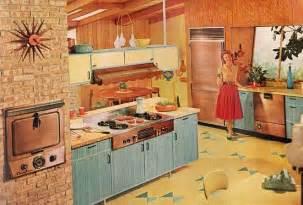 late 1950s kitchen design someone designed that pinterest