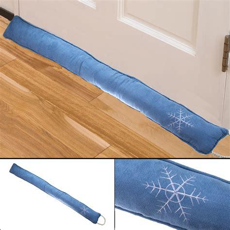 36 quot draft stopper blocker cool cold air door guard
