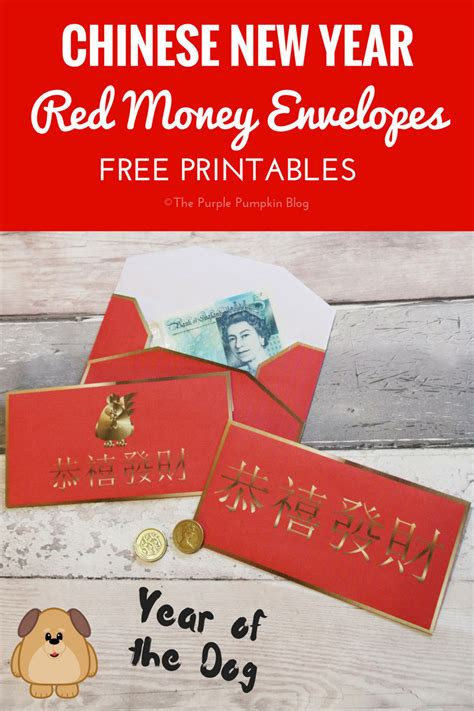 money envelopes for new year free printable money envelopes for new year