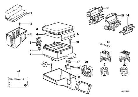bmw parts diagram bmw e34 fuse box 16 wiring diagram images wiring