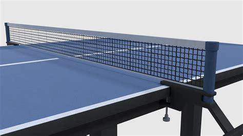 table tennis set game ready by xepphirestudios 3docean