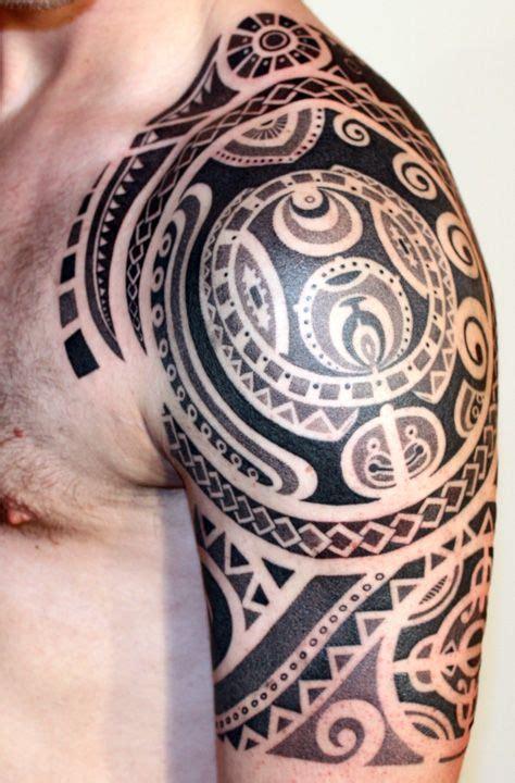 compass tattoo polynesian daemonic tribal polynesian inspired design tattoo design