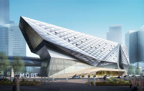 future building designs museum of the built environment fxfowle architects