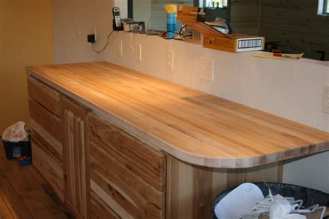 Maple Countertop by The Peninsula Maple Butcher Block Countertop Fully Installed
