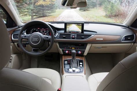 Audi A6 Interior At by 2016 Audi A6 Review Autoguide News