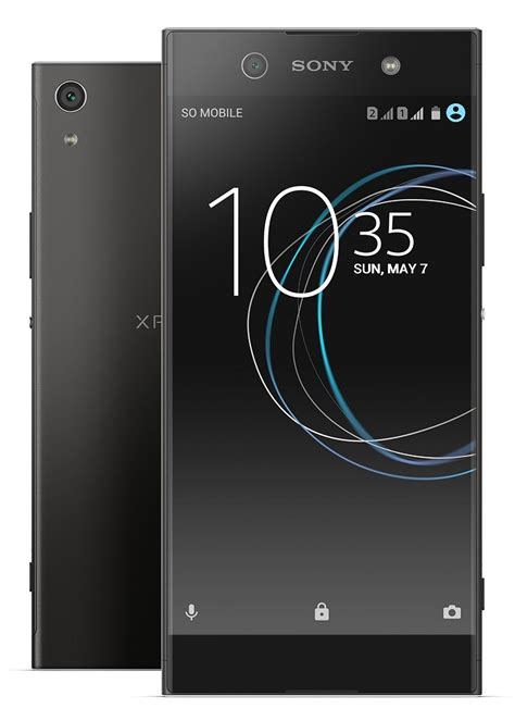 sony mobile it sony mobile g3226 xperia xa1 ultra black sahu agencies