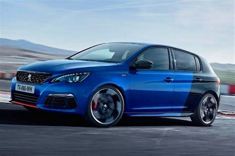 peugeot coupe 308 peugeot 308 gti 2017 gt premi 232 re photo de la nouvelle 308 gti