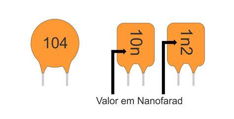 1 Nanofarad Ceramic Capacitor - 1 microfarad capacitor code