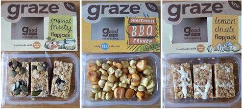 m s fruity flapjack cookies northumberland mam graze new to go range review