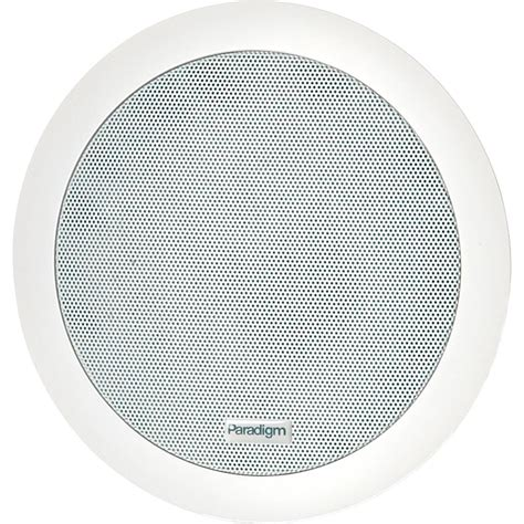 paradigm in ceiling speakers paradigm pv 50r in ceiling speakers pair white