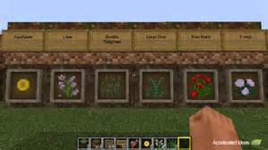 Kind Of Flowers Names - minecraft new flowers related keywords amp suggestions