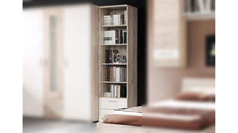 bücherregal in eiche b 252 cherregal sandeiche bestseller shop f 252 r m 246 bel und