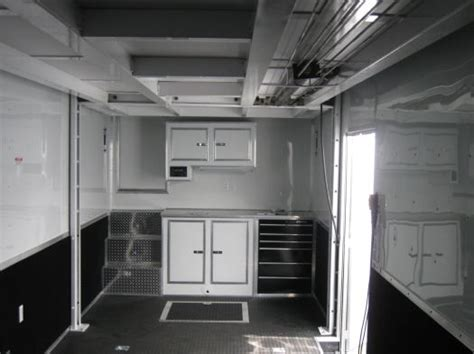 Cer Trailer Interior Ideas by Stacker Trailers For Sale Millennium Trailers