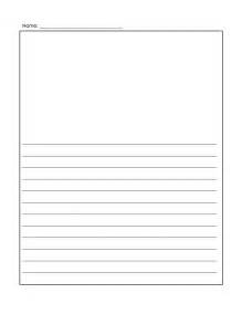 Kindergarten Writing Paper With Picture Box Kindergarten Writing Paper With Picture Box College Paper
