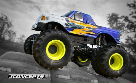 monster truck wheels videos tribute monster truck wheel yellow jconcepts blog