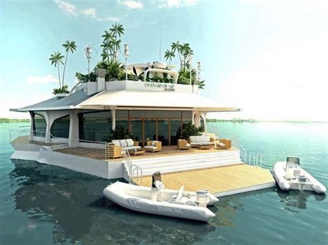 crazy house boats awesome houseboat that s just crazy pinterest