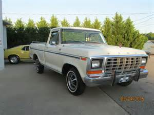 1979 ford ranger f100 xlt white beige 2 895 actual