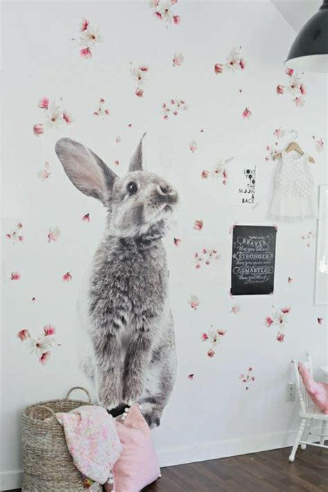 Nursery Wall Mural Decals 48 tolle beispiele f 252 r kinderzimmer tapete archzine net